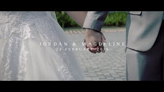Jordan & Magdeline - Testimonials