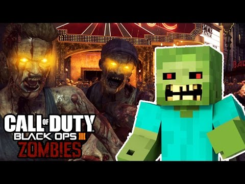 Call of Duty Black Ops Walkthrough - Black Ops 3 Zombie Mode