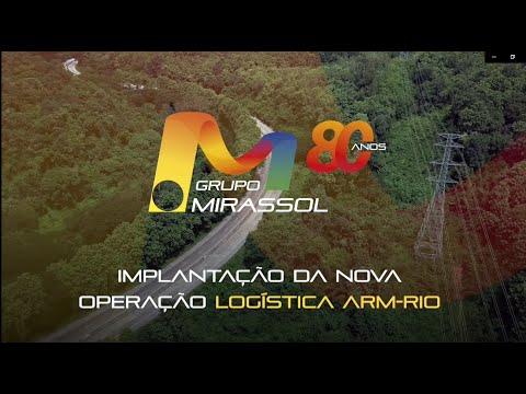 Implantação Operação Logística Rio de Janeiro.