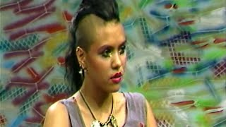 1983 Annabella Lwin (Bow Wow Wow) Full Interview