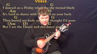 Lord of the Dance (HYMN) Mandolin Cover Lesson in G with Chords/Lyrics