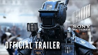 Trailer of Chappie (2015)