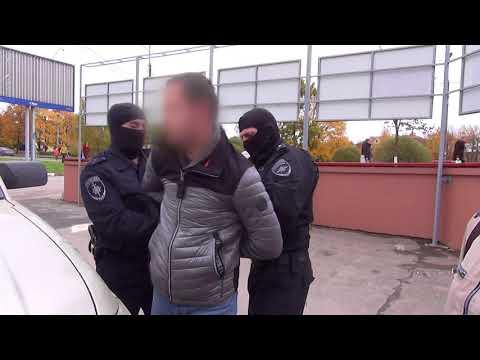 Правоохранители предоставили видеосъёмку задержания Анатолия Гусева