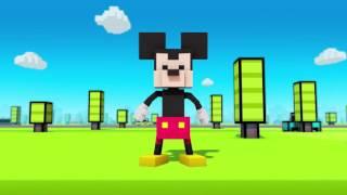 Disney Crossy Road:  Official Teaser Trailer
