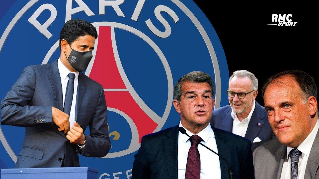 """Le PSG haï ? """"Pure jalousie"""" des cadors d'Europe rétorque Rothen"""