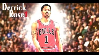 "Derrick Rose Career Highlights ""Used 2"" 2 Chainz [HD]"