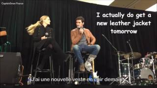 Best Of Jennifer Morrison/Colin ODonoghue (Colifer)- Convention OUAT 2017 Vancouver - VOSTFR