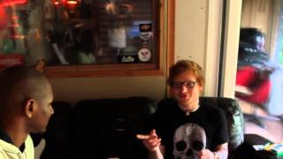 Ed Sheeran: UK Tour Diary (Part 2)
