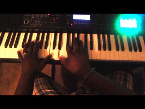 How to play Highlife Piano - THE ADVANCE HIGHLIFE CHORDS OF KING ONYINA