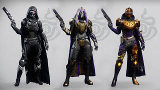 Destiny 2 Hunter Fashion Sets #6