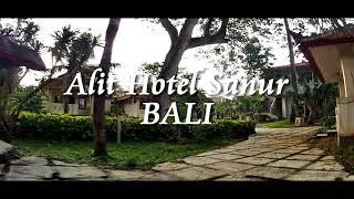 Alit Hotel Sanur Bali   Reptile Cloud 149 Drone FPV Footage