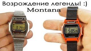 Реинкарнация часов Montana / переделка