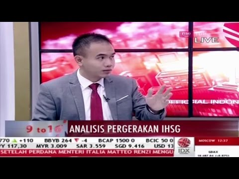 Analisa IHSG Dalam Desember 2016