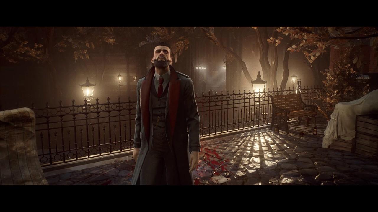 VAMPYR - Trailer E3 2017