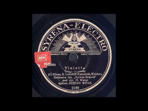 Stefan Witas  - Violetta (Tango)