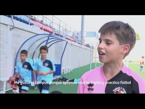 Football & English Camp 2016