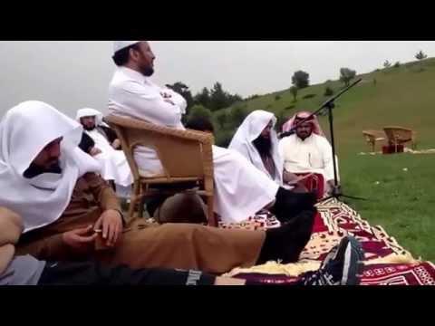 نونية القحطاني بصوت عبدالواحد مغربي في مكان رائع في تركيا