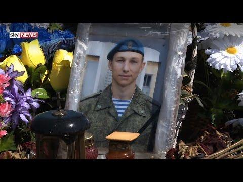 Sky News опубликовал репортаж о гибели российских спецназовцев в Украине