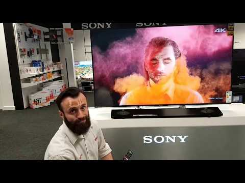 Sony KD65EX8596 Unboxing