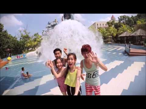 Bukit Gambang Resort City Tickets
