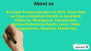 Get ducted heat pump in wellington