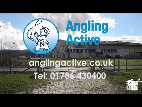 A look around Angling Active – Fishing Britain Short