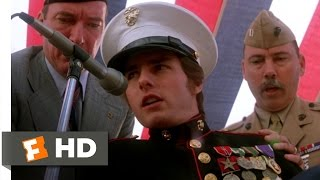 Born on the Fourth of July (3/9) Movie CLIP - The Homecoming Speech (1989) HD