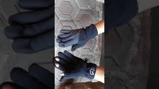 Glove XABA Gayo-02 (sarung tangan polar, sarung tangan motor, sarung tangan outdoor, sarung tangan handphone)