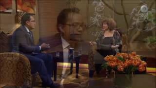 Conversando con Cristina Pacheco - Dr. Rogelio Cruz Martínez