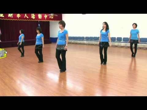 Homegrown Man -Line Dance (Dance & Walk Through)
