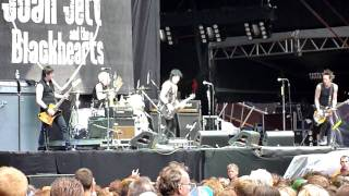 Joan Jett - I Love Playing With Fire (Live @ Wembley 19/06/10) - HD 720p