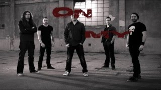Video The Day Before - Everything´s Bleeding (OFFICIAL LYRIC VIDEO)