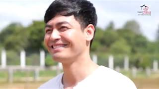 MC Phan Anh tham quan Nhà May Mắn - Maison Chance tại Đắk Nống