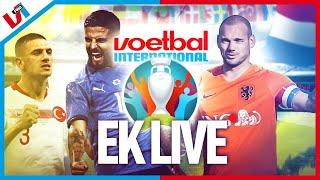 EK LIVE ?#1: Sneijder Te Gast, Italië-Turkije & Is Oranje Klaar Om Te Vlammen? ???