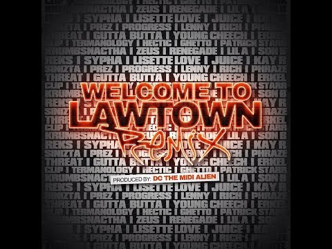 Clip presents Welcome to Lawtown remix