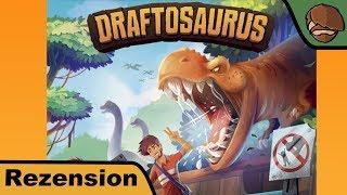 Draftosaurus - Brettspiel - Review