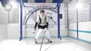 Презентация хоккейной конькобежной дорожки ХКТ-01!