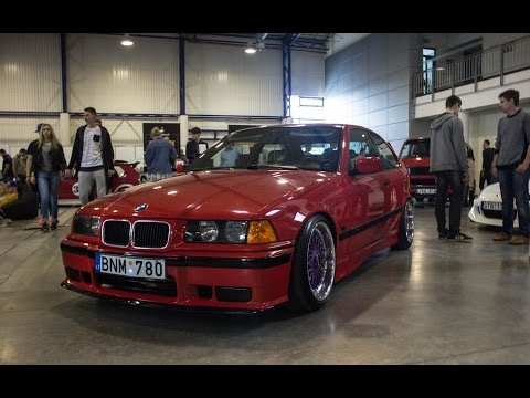 Bmw e36 318Ti stance project
