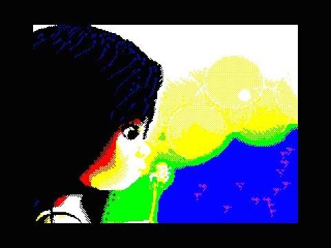 Pupava - ZX Spectrum demo