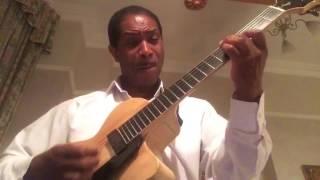 CIYO BROWN PLAYING HIS FIBONACCI CHIQUITA