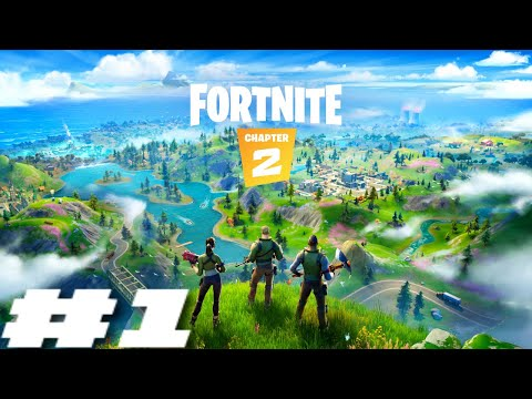 Fortnite Chapter 2 Battle Royale PS4 Live Stream - GETTING 2 KILLS