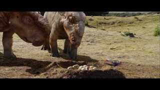 Egg-Hatching Clip - Walking with Dinosaurs