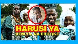 Hatimaye ben pol na Ebitoke wafunga ndoa ya siri.