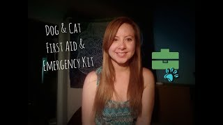 Pets in an Emergency
