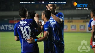 Highlights Persib Vs Persela 10  ISC/TSC 29 Juli 2016