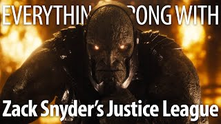 Everything Wrong With Zack Snyder's Justice League In 43 Minutes Or Less