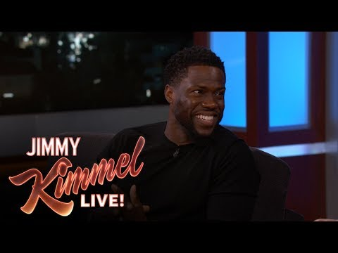 Kevin Hart's Dad Stole a Dog (видео)