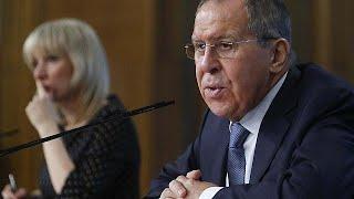 Лавров: «США взяли курс на раздел Сирии»