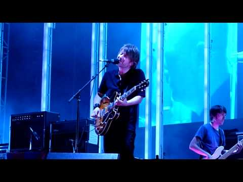 Radiohead - Nice Dream - LIVE in Prague 23.08.2009