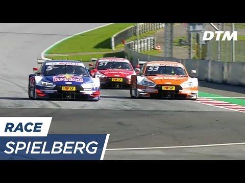 Best Overtakes of Race 1 - DTM Spielberg 2017
